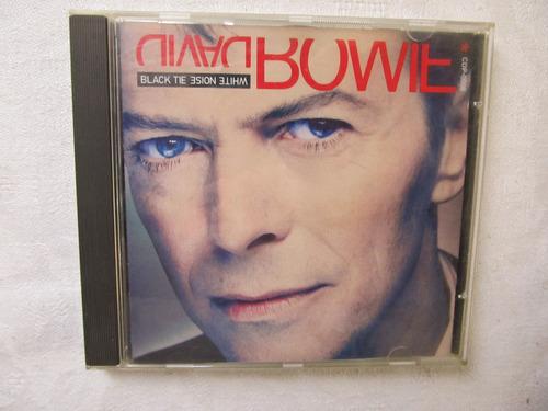 David Bowie Black Tie White Noise Cd Mexico 1993