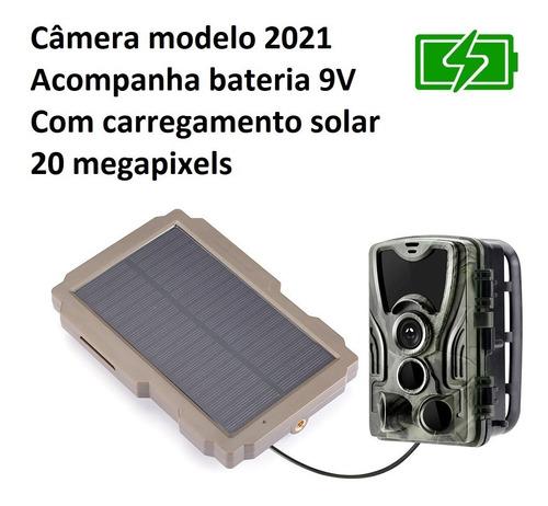 Câmera De Caça Visão Noturna, Observação, Hc801a A Melhor