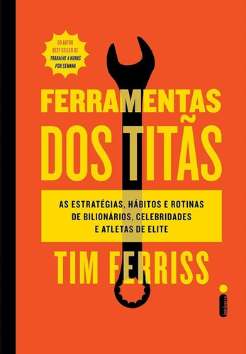 Ferramentas Dos Titãs Livro Tim Ferriss