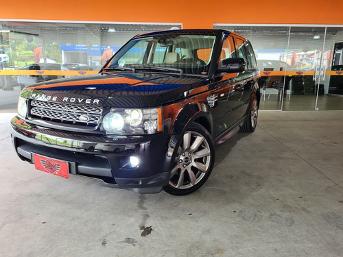 Land Rover Range Rover Sport 3.0 Se 24v Diesel Automatic...