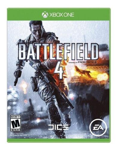 Battlefield 4 Electronic Arts Xbox One  Físico