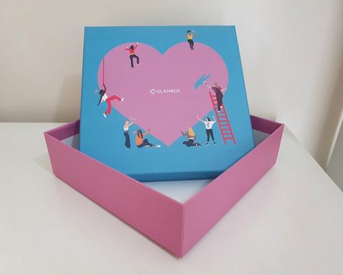 Caixa Amor - Glambox
