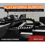Esteira Para Plataforma Guincho 2 Metros Ponteiras