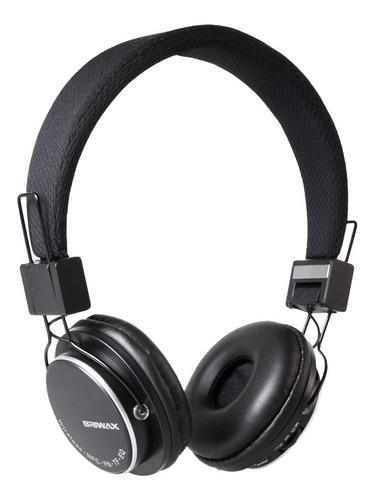 Fone De Ouvido Headphone Bluetooth Wireless Com Microfone P2