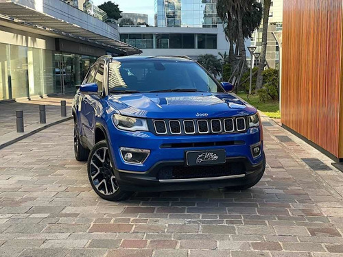 Jeep Compass 2.4 Limited 170cv Atx 2019