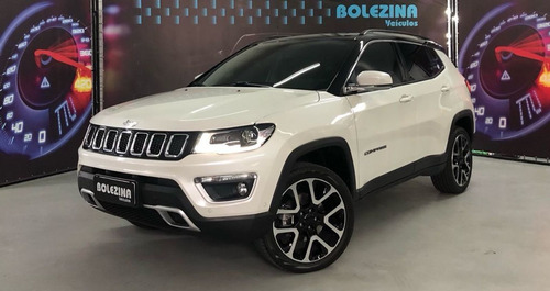 Jeep Compass Limited 2.0 4x4 Diesel 16v Aut 2019/2020