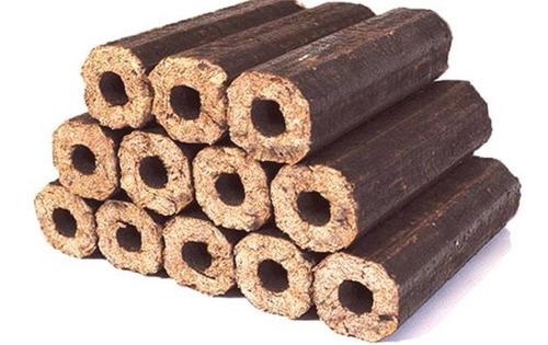 Leña Seca Para Estufa Calefactor Briquetas    Estufas  Y