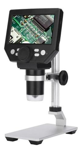Microscópio G 1000x Tela 4.3 Polegadas 10mp Pronta Entrega