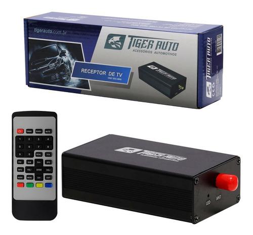 Receptor Antena Tv Digital Dvd/mp5 Automotivo Kit P/carro