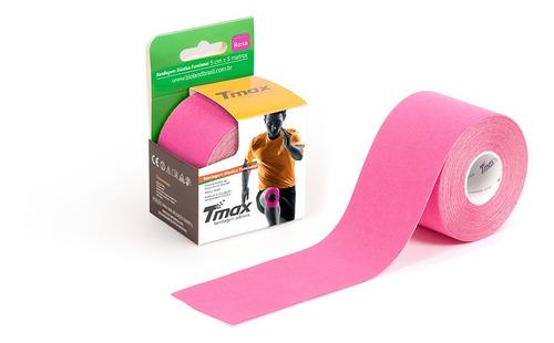 Fita Kinesio Tape Bandagem Funcional Elástica Adesiva