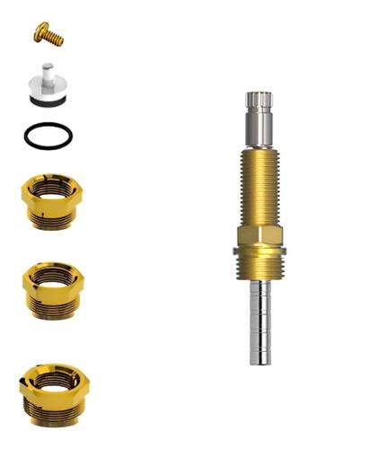 Kit Reparo Salva Registro Pressão Chuveiro Universal Metal