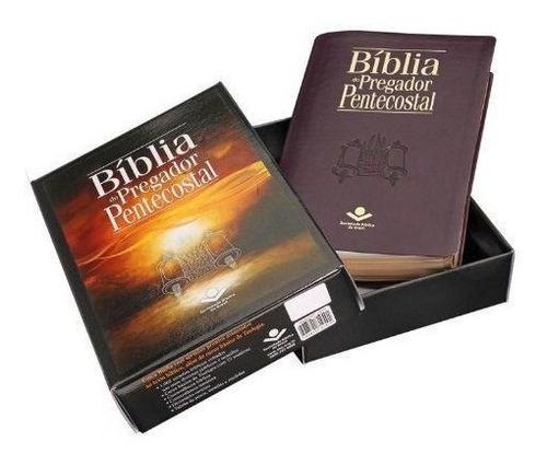 Bíblia De Estudo Pregador Pentecostal