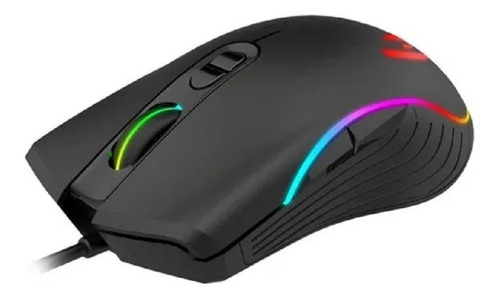 Mouse Para Jogo Gamer Led Rgb Chroma 3200 Dpi Usb Barato
