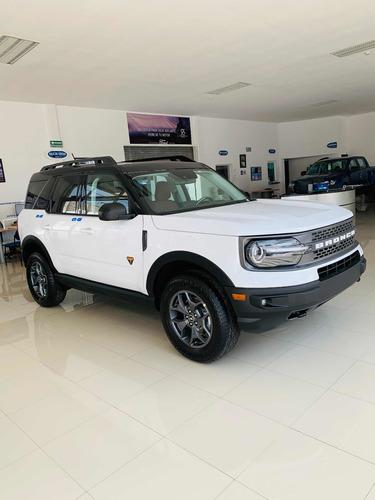 Ford Bronco 2021 2.0t Sport Badlands