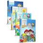 Combo O Livro Dos Espíritos Para Crianças Volume 1, 2, 3, 4