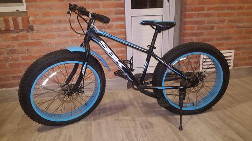 Bicicleta Rodado 24 Rueda Grande