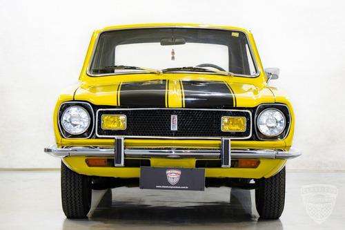 Ford Corcel Gt - 1973 73 - Original - Amarelo Bonanza