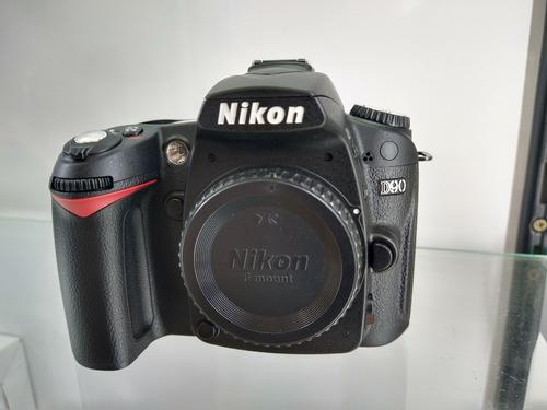 Nikon D90 Corpo + Grip Seminova 700 Clicks Garantia 1ano Loj