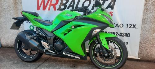 Ninja 300 2013 Linda!!!! Pego Moto Menor Valor Na Troca