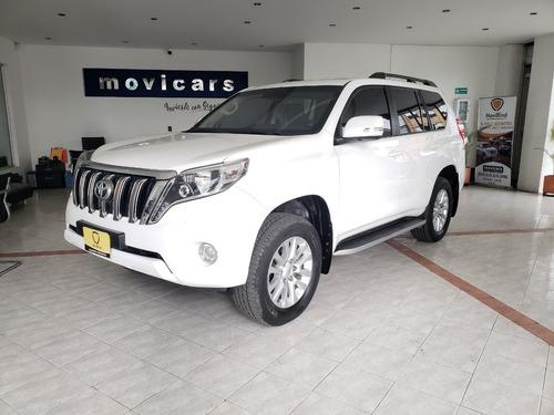 Toyota Prado Vx Gasolina Blindada