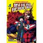 Livro My Hero Academia Vol. 1 Mangá