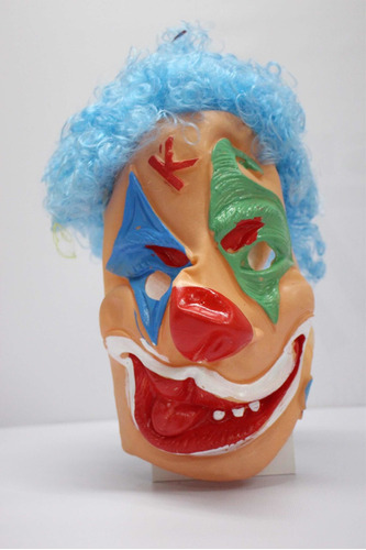 Mascara De Payaso En Latex