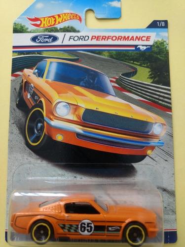Hot Wheels Ford Performance Set 8 Minis Lacradas