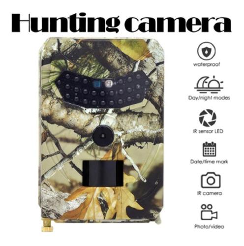 Câmera De Trilha Com Visão Noturna Para Caça Javali