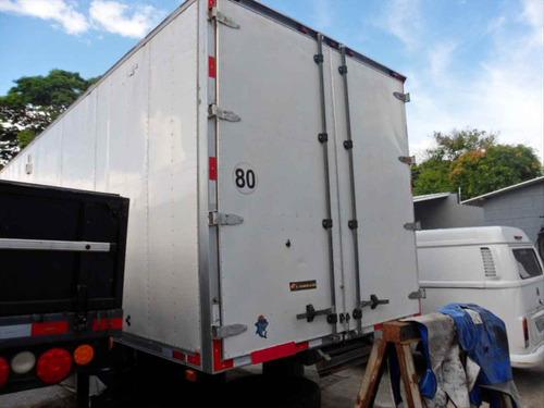 Carroceria Sobre Chassi  Truck Bau Furgao
