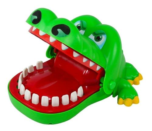 Jogo De Mesa Crocodilo Dentista Polibrinq