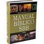 Manual Bíblico Sbb Nova Edição Lançamento