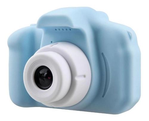 Câmera Infantil Mini Efeitos Fotos Voz Recarregável Original
