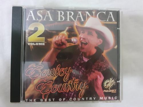 Cd Asa Branca Volume 2 The Best Of Country Music