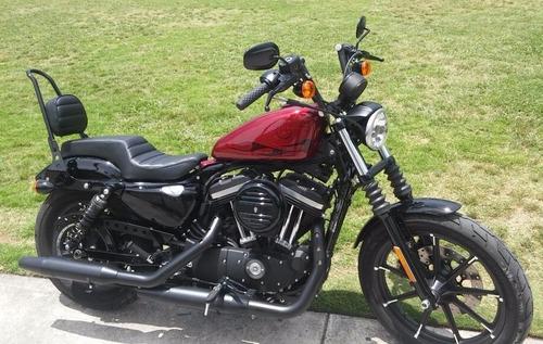 Escape Completo Original Harley Davidson Iron 883