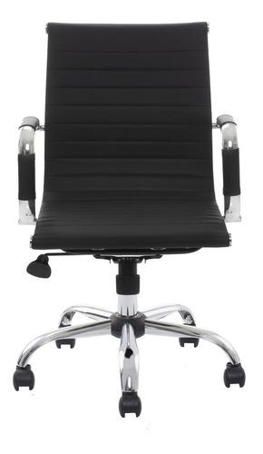 Cadeira De Escritório  Diretor Giratória Charles Eames