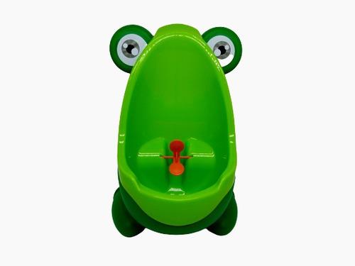 Mictorio Infantil Sapinho Verde  A Pronta Entrega