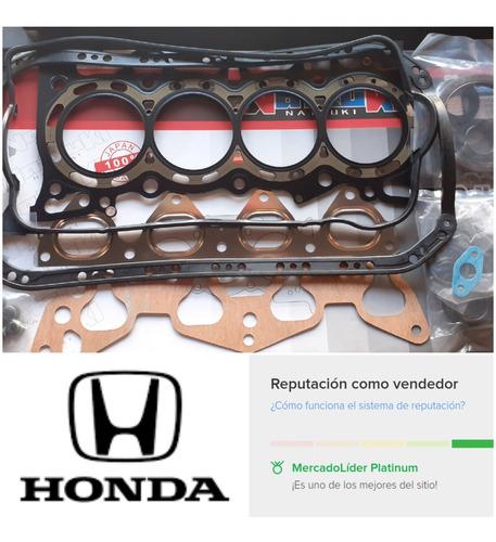 Juego De Empacaduras Honda Civic 96 97 98 99 2000 1.6