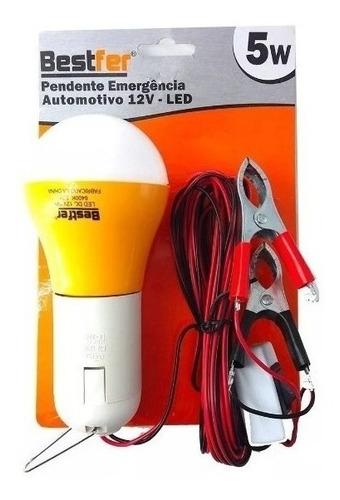 Lanterna Pendenteluzled Extensão Emergência Carros 12v 5w
