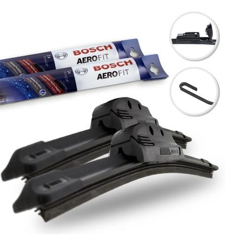 Palhetas Limpador Parabrisa Original Bosch Aerofit Silicone