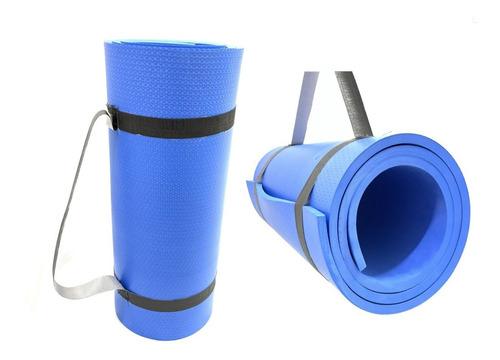Esteirinha Para Yoga (1,70x55cm) Lilás - Top