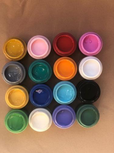 Pintura Acrilica Decorativa. Consultar Colores En Stock
