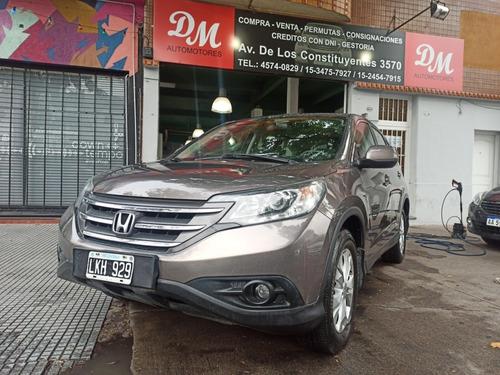 Honda Cr-v 2.4 Ex At 4wd (mexico) 2012