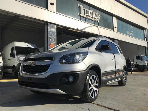 Chevrolet Spin 1.8 Activ Ltz 5as 2018 50.000km Unica Mano!!!