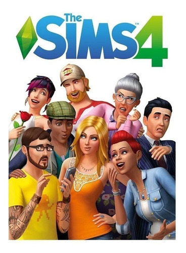 The Sims  4 Standard Edition Electronic Arts Pc  Digital