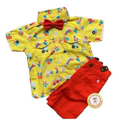 Conjuntos Temáticos Infantil Festa Menino - Vários Temas