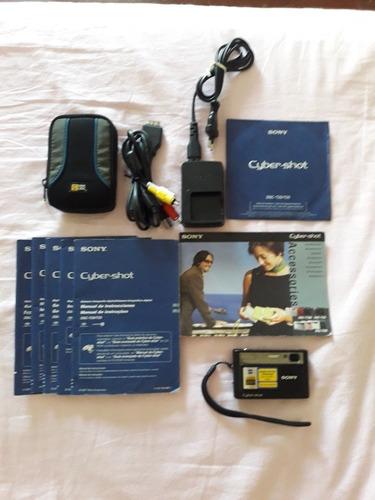 Câmera Sony Cyber-shot Dsc-t20