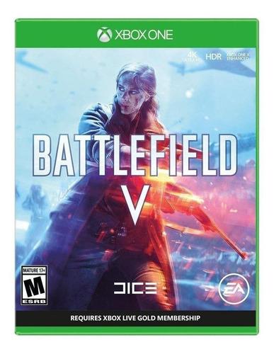 Battlefield V Standard Edition Electronic Arts Xbox One  Físico