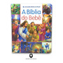 Bíblia Do Bebê Infantil Ilustrada Capa Almofada