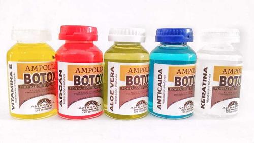 Botox Capilar X 15 Ml C/u - Unidad a $2990