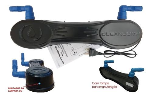 Filtro Uv-c 25w Black  Osram Aquarios E Lagos Indicador Uv